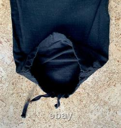 Engineered Garments Norwegian Pants Size M in Black Ripstop Material