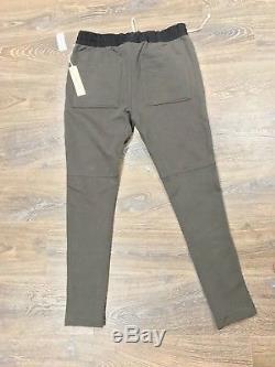 FOG Fear Of God Essentials Drawstring Pants Size XL Raven Jerry Lorenzo