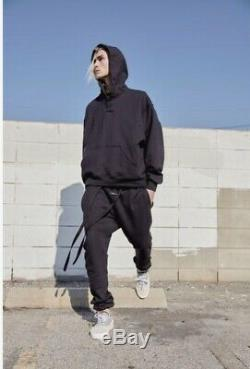 Fear Of God 6th Collection Core Black Sweatpant Size M Pant Nike Supreme