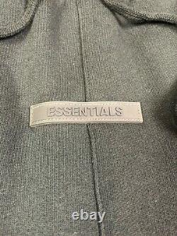 Fear Of God Essentials Sweatpants Black FOG XL