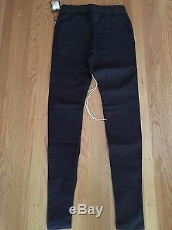 Fear of God Drawstring Trouser Vintage Black size Medium