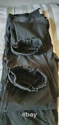 FjallRaven Keb Trousers, Black, 32L