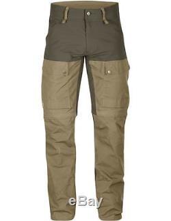 Fjallraven Outdoor Pants Mens Keb Gaiter Trousers F81178R