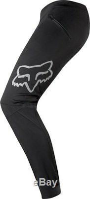 Fox Attack Water Pant FA18 Black Waterproof Mountain Bike Trousers MTB