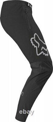 Fox Defend with Kevlar Pants Black Downhill Mountain Bike Enduro MTB Trousers