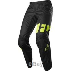 Fox Demo DH WR Pants Black/Yellow 32, 34, 36 Mountain Bike Trousers MTB