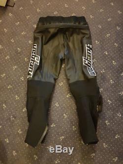Furygan Bud Evo Leather Motorcyle Trousers Jeans Pants EU 42 UK 34 L