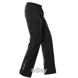 Galvin Green Mens Alf Stretch Gore-Tex Waterproof Trousers Black XL BNWT
