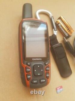 Garmin GPSMAP 62s Handheld Outdoor GPS With Full TOPO UK & Europe Maps