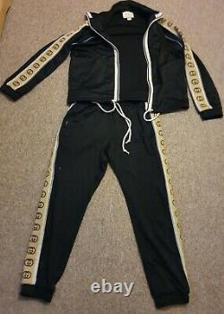 Genuine Gucci Jacket and trousers tracksuite