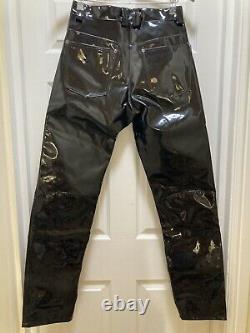 GmbH Thor Vinyl Trousers PVC Rubber Latex