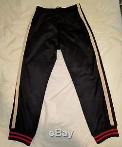 Gucci Technical Jersey Pant size M medium