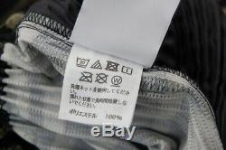 HOMME PLISSE ISSEY MIYAKE Black/Beige Men's Drop Crotch Pants size2 418 1569