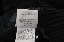 HOMME PLISSE ISSEY MIYAKE Black Men's Pants size1 290 0712