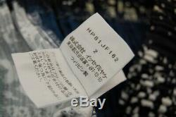 HOMME PLISSE ISSEY MIYAKE Navyblue/Black Men's Pants size2 422 1582
