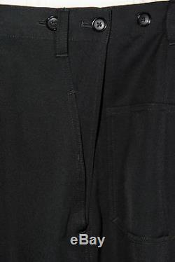 Hakama Trousers Yohji Yamamoto Pour Homme S/S 2012 One Size Wool