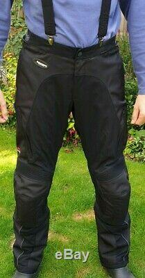 Halvarssons Motorcycle Outfit Spartacus Jacket / Zen Trousers All Season