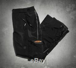Harley Davidson Men's Heated Waterproof Dual-Source 12V Riding Pants