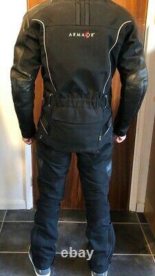 Hein Gericke Gore-Tex Armacor motorcycle suit