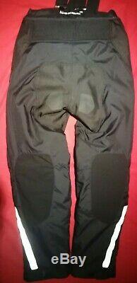 Hein Gericke Summit Gtx Goretex Cordura Motorbike Trousers Uk 34 Waist 33.5 Leg