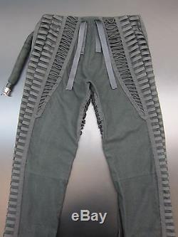 Helmut Lang FW 2003/2004 Aviator Flight MA-1 Pant / Size 46 / Made in Italy