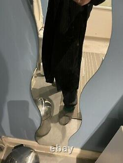 Homme Plisse Issey Miyake Black Pleated Ankle Trouser. Size 2