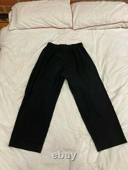 Homme Plissé Issey Miyake pleated trousers Size 1