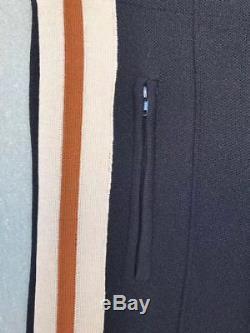 ISABEL MARANT ÉTOILE Dobbs stripe-trimmed track pants, black, size FR 36