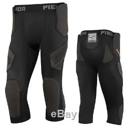 Icon Field Armor Compression Pants withKevlar & D30 Protection