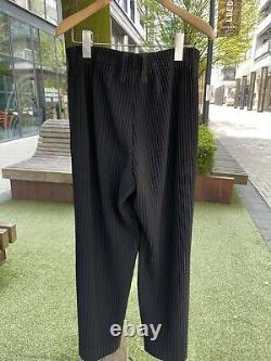 Issey Miyake Homme Plisse Basic Pleats Size 1