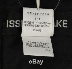 Issey Miyake mainline men's black trousers (001-029)