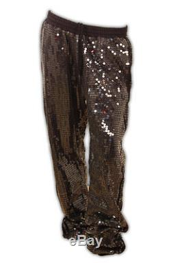 JS adidas obyo Jeremy Scott Sequin Pants Rare Medium Sold Out