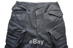 Julius 7 Size 2 Wo/ry Ring Kersey Coated Cargo Pants Carpe Diem Poell