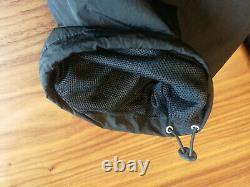 John Elliott High Shrunk Nylon Cargo Pants size 3 (large), brand new, $378