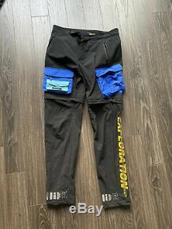 Kith x Columbia Chuting Pants Men's 34 Medium Great Condition