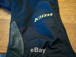 Klim Latitude Pants Black size 32