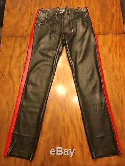 Leather Maniacs Sailor Pants/Breeches BLUF