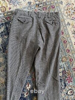 Levis Vintage Clothing LVC Riders Trousers Herringbone Western W32