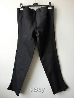 Maurizio Amadei M. A+ Cotton Metal Blend Trouser (52)