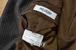 MEN'S PAL ZILERI Full Wool/Cashmere Suit / Blazer Jacket + Trousers size 50