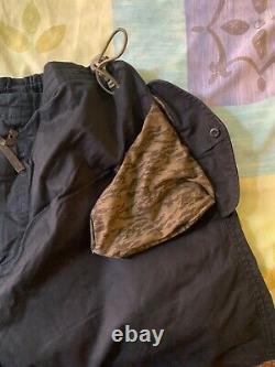 Maharishi Rare Embroidery snopants. Exclusive to Maharishi. Size XL