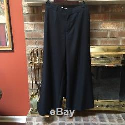 Maison Martin Margiela Wide-Leg Baggy Pants Trousers Flare Stunning