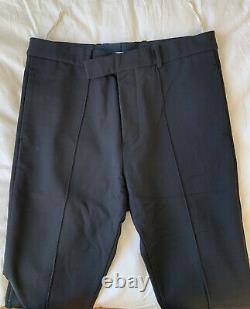 Marni Mens Skinny Trousers Size 48 Black