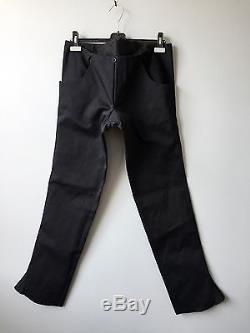 Maurizio Amadei MA+ Cotton & Metal Blend Trouser Pant Size EU 52