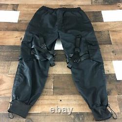 Men 11BBS DUSK Straped Combat Cargo Joggers Pants 11 Boris Bidjan Saberi Medium