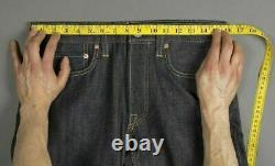 Men's Real Leather Pant Punk Kink Jeans Trousers Bluf Bikers Breeches Motorcycle
