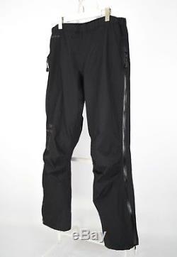 Mens Arcteryx Beta Gore-Tex XCR Pants Ski Snowboard Black Trousers Size L
