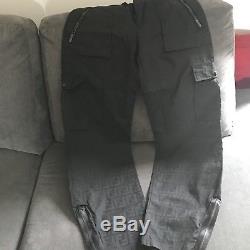 Mens Fendi Trousers Monogram Combat FF Medium