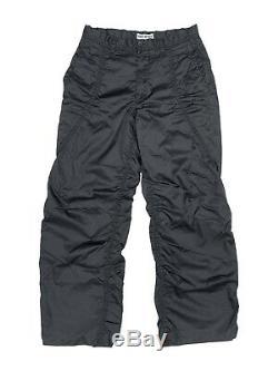 Mens Issey Miyake 1998 Nylon Parachute Pants Black Mens