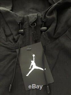 Mens Nike Air Jordan Wings D Tracksuit SET MJ 23 Windbreaker Hoodie & Bottoms XL